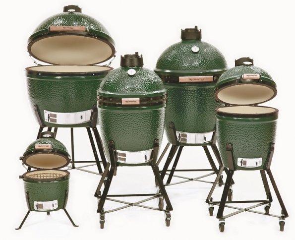 Big Green Egg Grills - Jacksonville FL